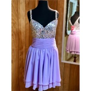 Homecoming Dress/ Cocktail Dress